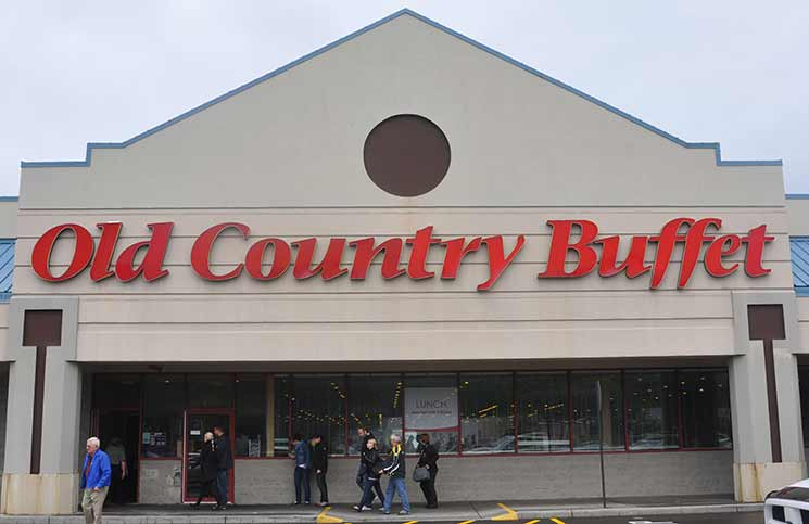Old Country Buffet Survey
