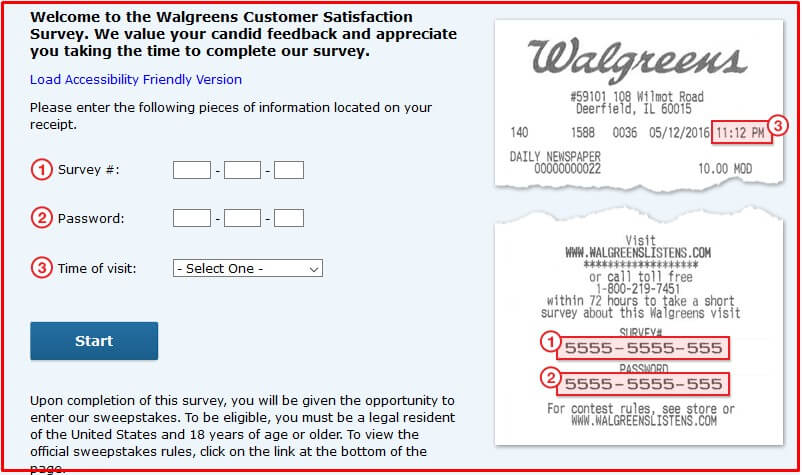 Walgreens is the largest chain of drug stores in America, and has been operating since 1901. Today, in addition to their 8000+ pharmacies, Walgreens also offers Mail Service Pharmacy. Enter the Walgreens Mail Service Survey and leave feedback on your experience.