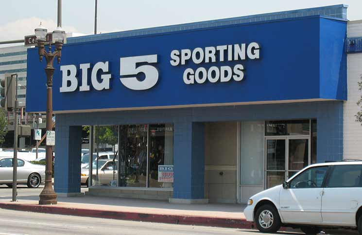 Big 5 Sporting Goods Survey