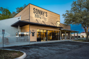 Sonny's Bar-B-Q Guest Survey