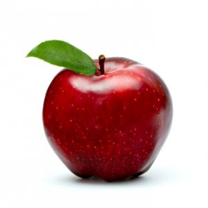 The Red Apple Customer