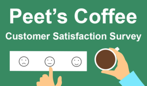 Peet's Customer Satisfaction Survey