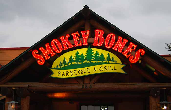 Smokey Bones Guest Satisfaction Survey