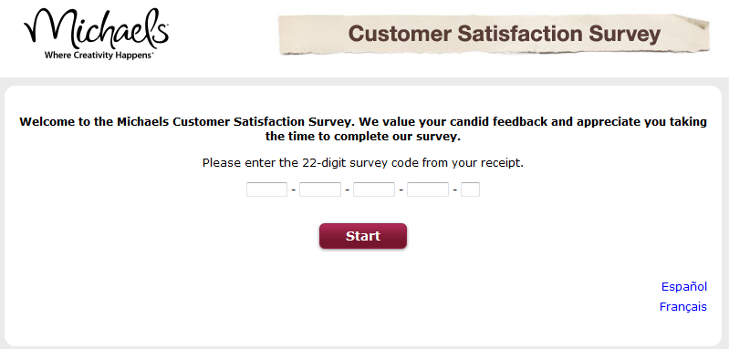Anna's Linens Customer Experience Survey