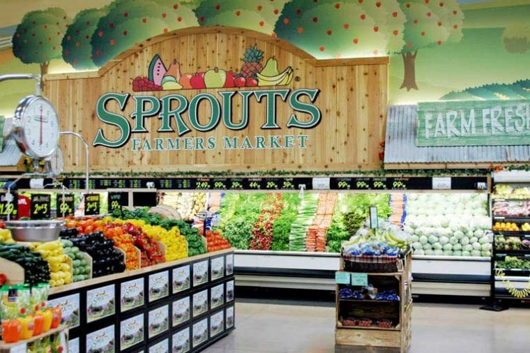 Sprouts Farmers Market Guest Satisfaction Survey