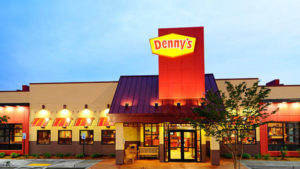 Denny's Restaurant Survey