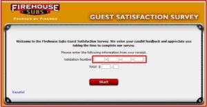 How to Take Firehouse Listens Survey