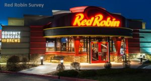 Red Robin, Red Robin Survey