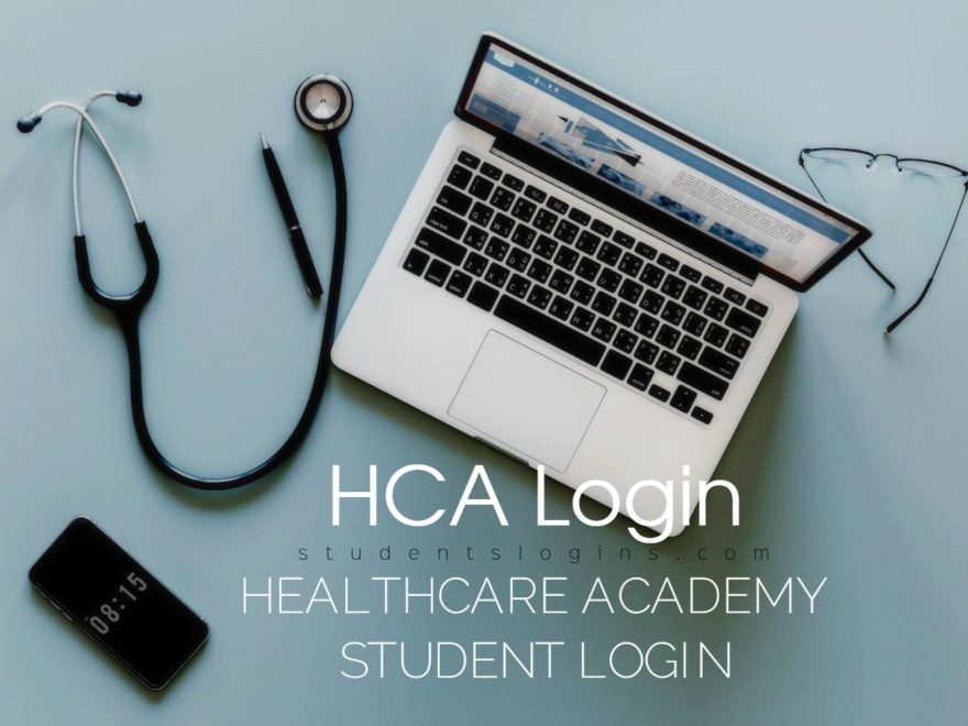 Healthcare Academy Student Login