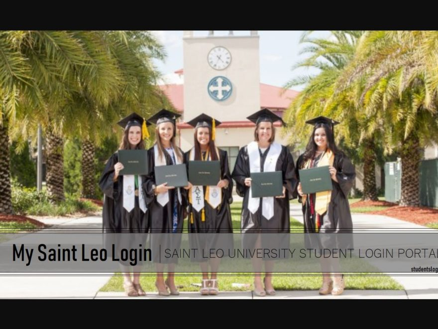 My Saint Leo Login