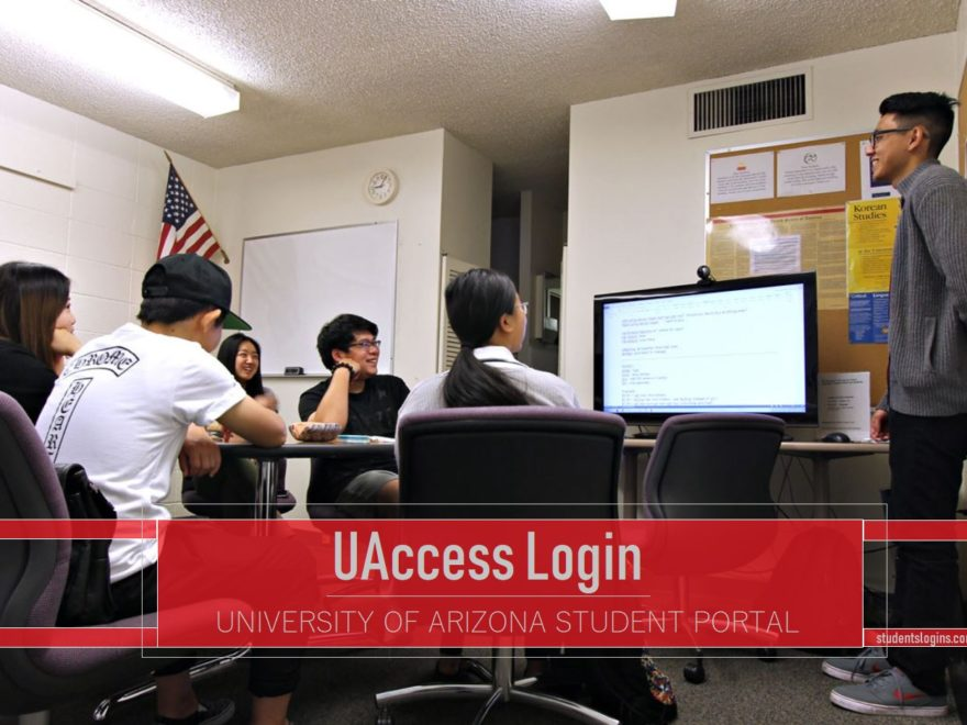 University of Arizona UAccess Login